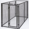 Galvanized or powder coating Large Dog Kennel Made In China