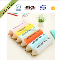 Korea simple style students lovely pencil writing bag