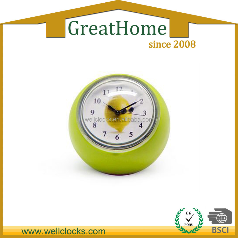 globe table alarm clock WL86531