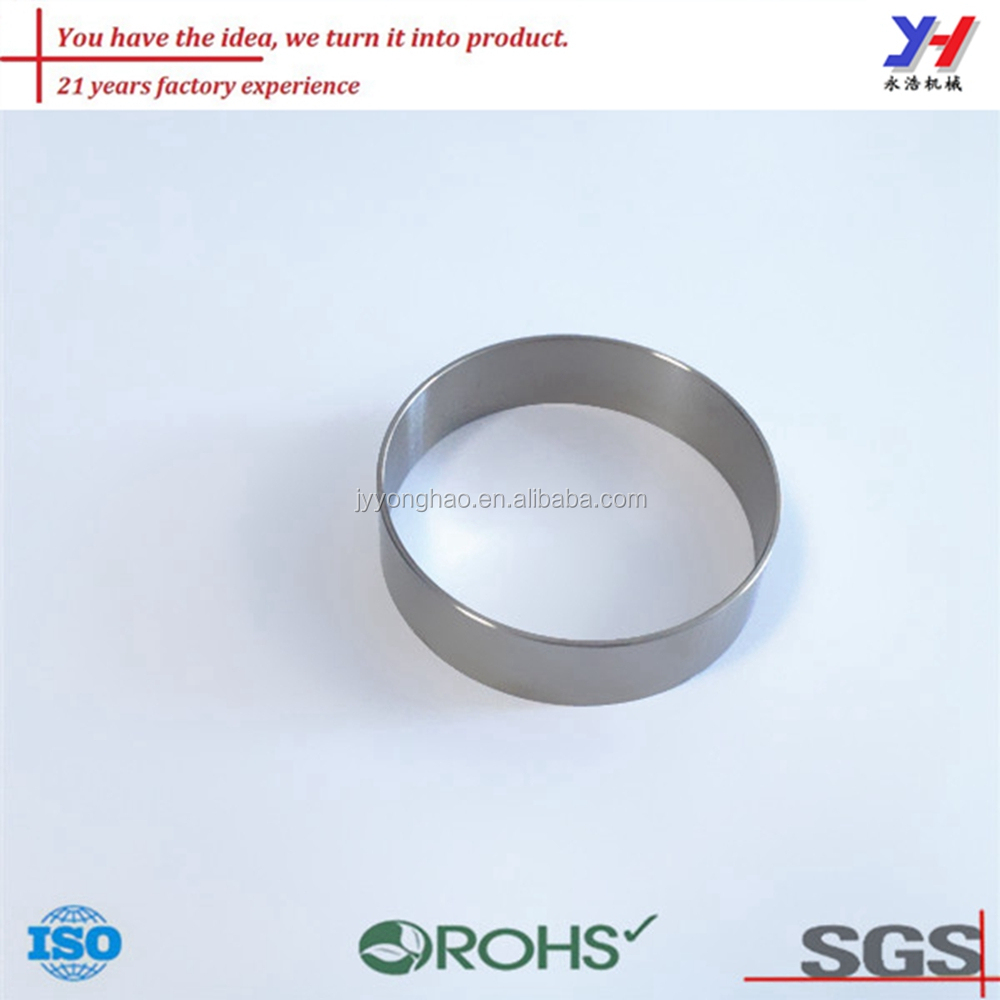OEM ODM customized Fine Beautiful Factory made stainless steel ring for woman