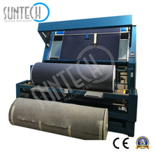 SUNTECH Easy Operate Knitted Fabric Inspection and Rolling Machine