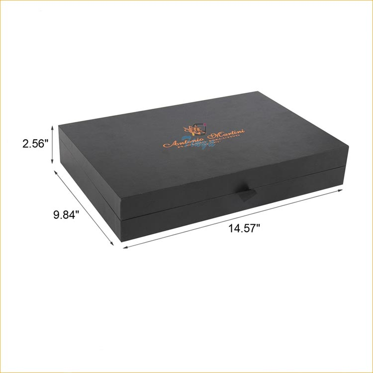 custom luxury rigid gift box innovative t shirt packaging