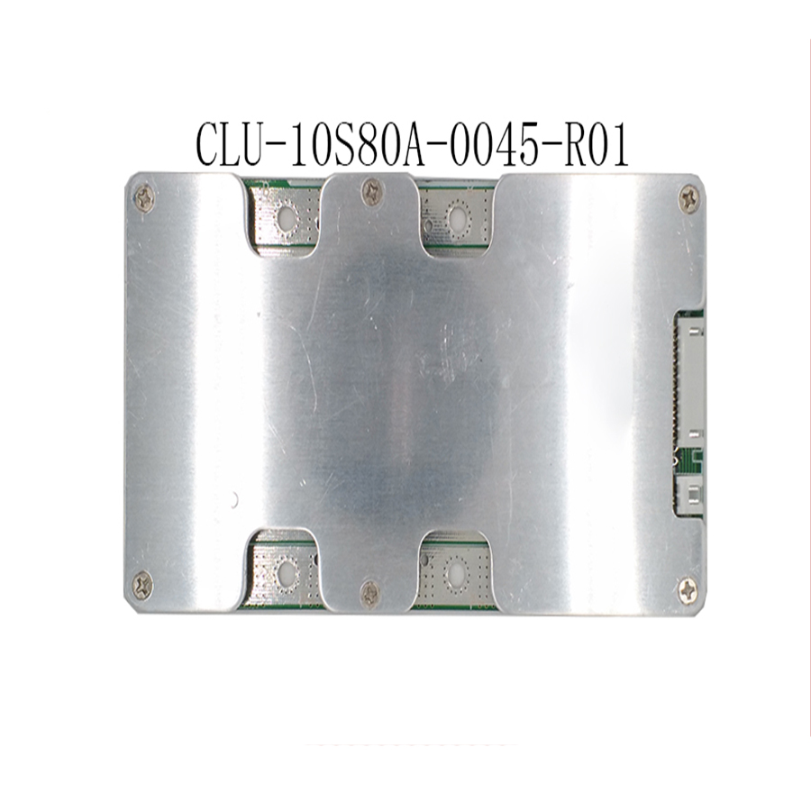 Shenzhen CLU bms lifepo4 with PCB/PCM/BMS prototype for 8S 29.6V 80A Li-ion Battery Packs