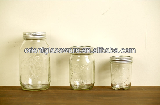 250ml 450ml 800ml 15oz glass bottle,glass mason jar
