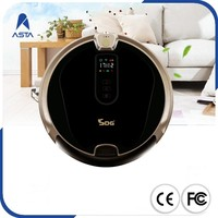 Automatic Battery Powered Backpack Bagged Cyclone Dry Barrel Bed Multifunction Robotic Vacuum Cleaner For Carpet