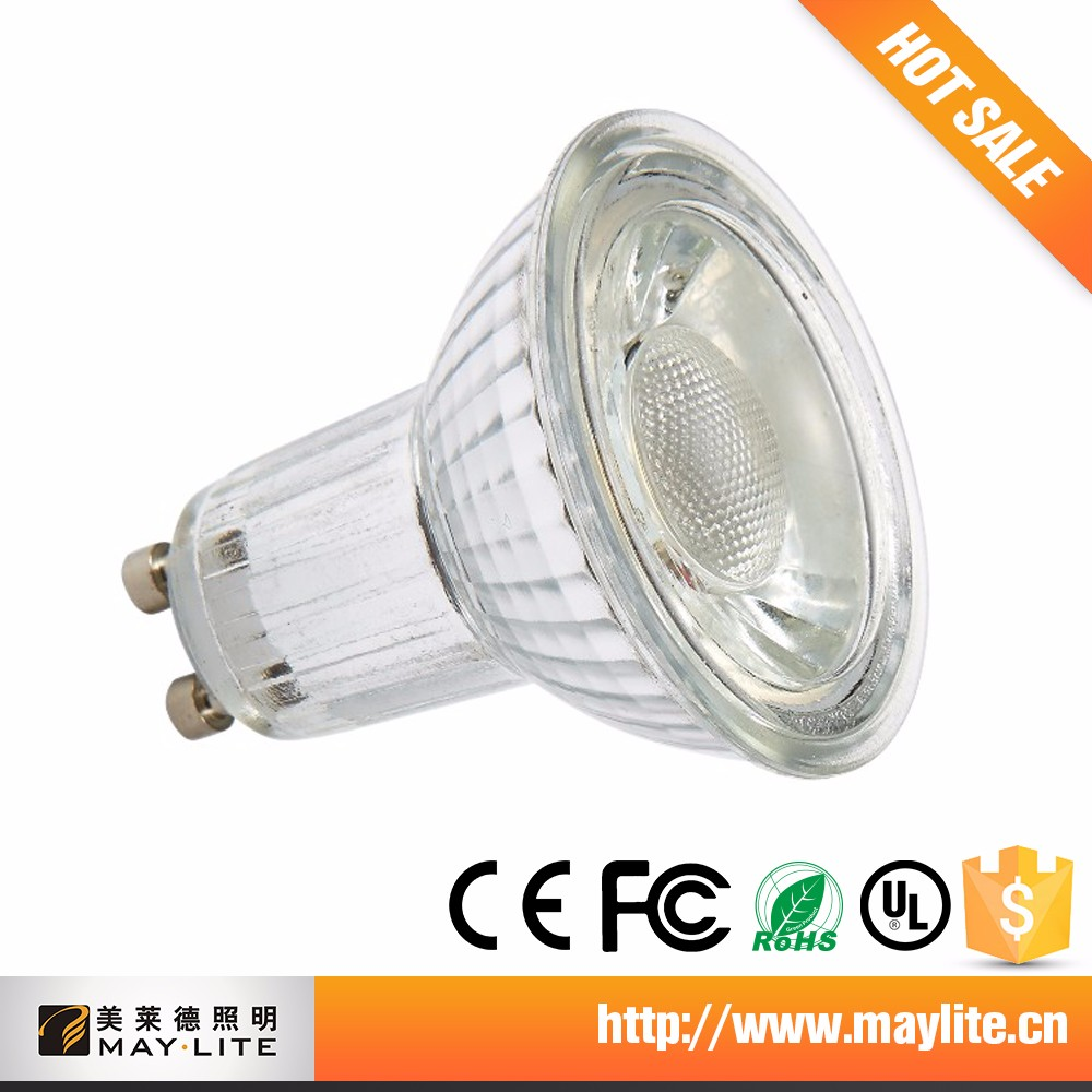Best Wholesale CE FCC RoHS UL Dimmable Gu10 Spotlight 9W 2700K