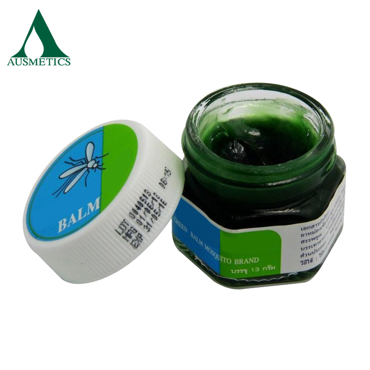 Summer External Use Natural Plant Component Anti Mosquito Repellent Cream