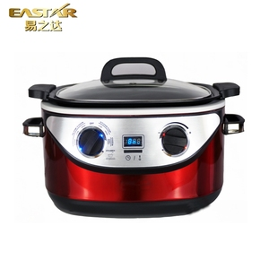 Home Appliances Kitchen Square Electric Multi cooker