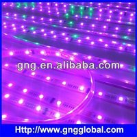led rainbow rope light, decoration rope
