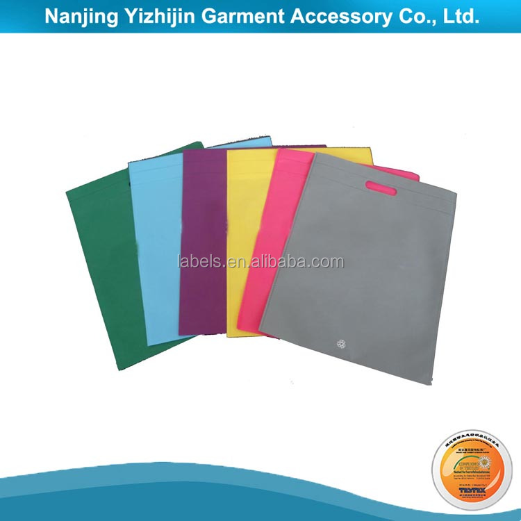Custom Wholesale Blank Non Woven Bags