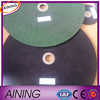 Super thin resin bonded reinforced abrasive cutting disc