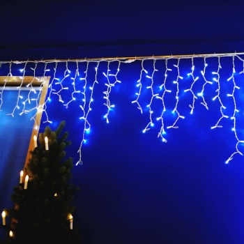 Outdoor Led Ijspegel Decoratie Waterdichte Rubberen,Geleid Vallende ...