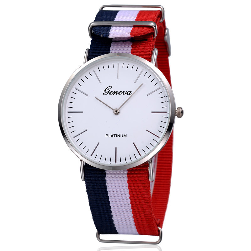women floral jacquard cloth off ladies wristwatch product quartz clock my dial shoulder feminino watches relogio watch bracelet saat