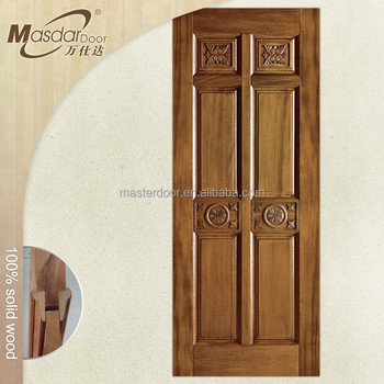 Standard Size Bedroom Wooden Flush Door Prices