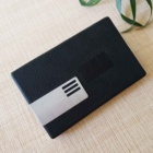 Vintage RFID blocking pu leather credit business ID name card holder multi colors