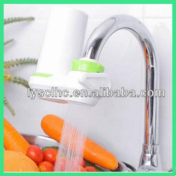 Kitchen Faucet Water Purifier   Convenient Healthy Faucet Water Purifier Flexible Hose For Kitchen