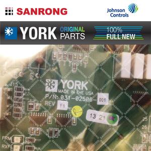 York Chiller Parts 031-02506-001 Control Board