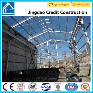 The Competitive Price Of Modular Structural Steel Warehouse Workshop Building India