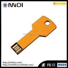 Key design usb flash drive, custom metal usb key memory stick, oem promotion gifts 4Gb/8Gb/16Gb/32Gb