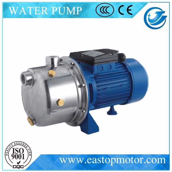 SJET portable water pump for environmental protection with Brass Impeller