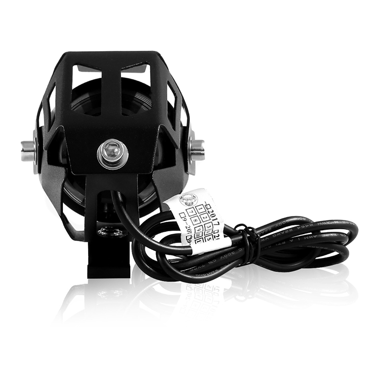 Universal black fog lamp bulbs car auto lights led h4 motorcycle headlight