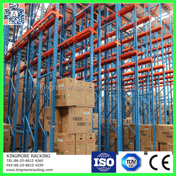 warehouse storage heavy duty pallet rack drive in racking system