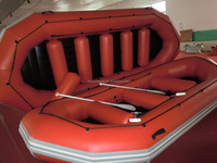 CE durable 1.2mm pvc cheap price inflatable river raft boat for sale
