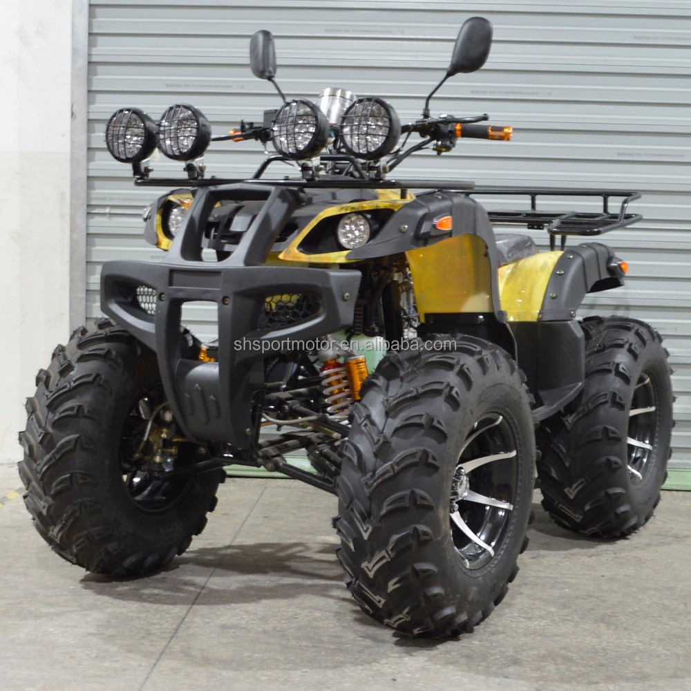 Racing quad bike of 250cc enduro motorcycles with atv engine 250