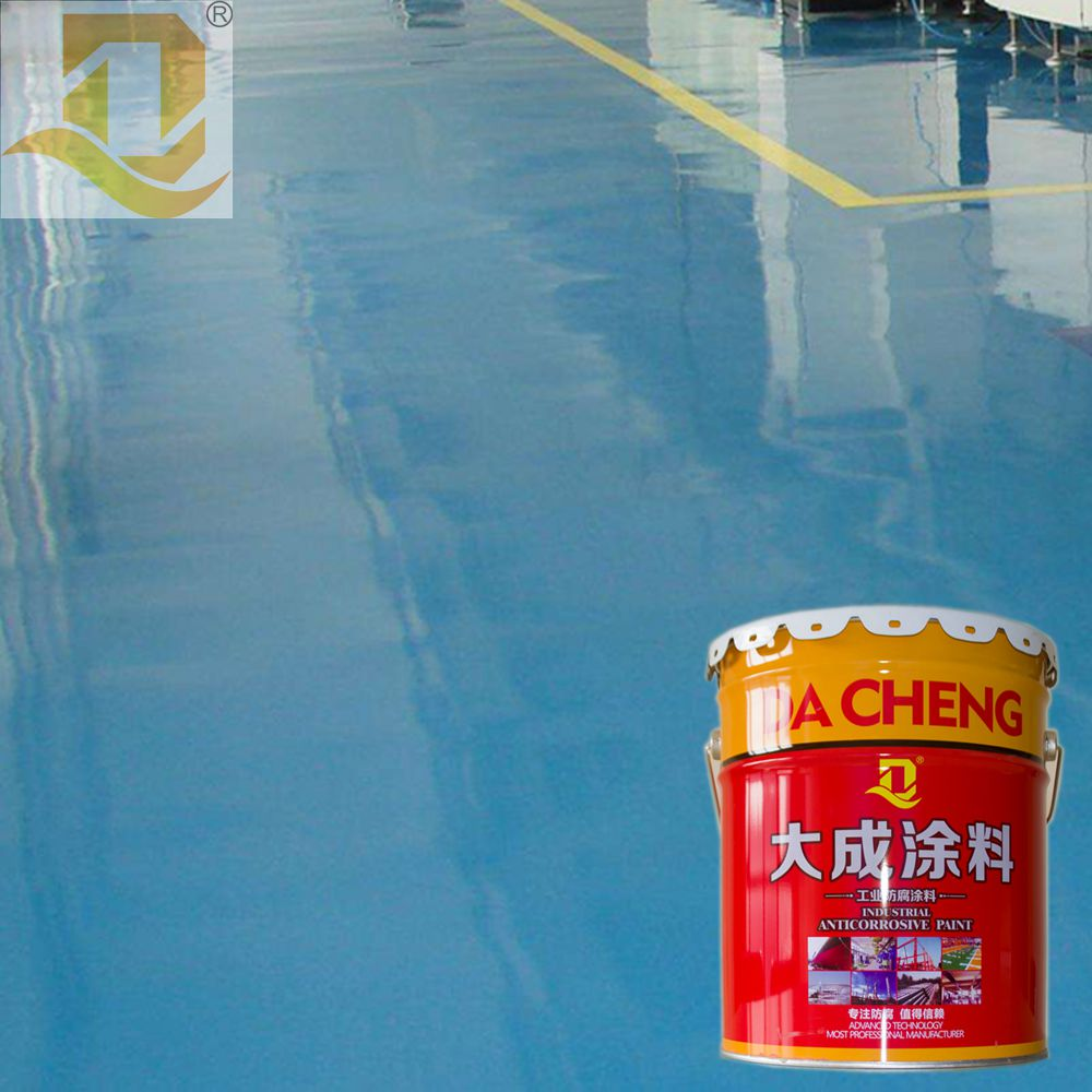 Epoxy Rubber Flooring Liquid Coating