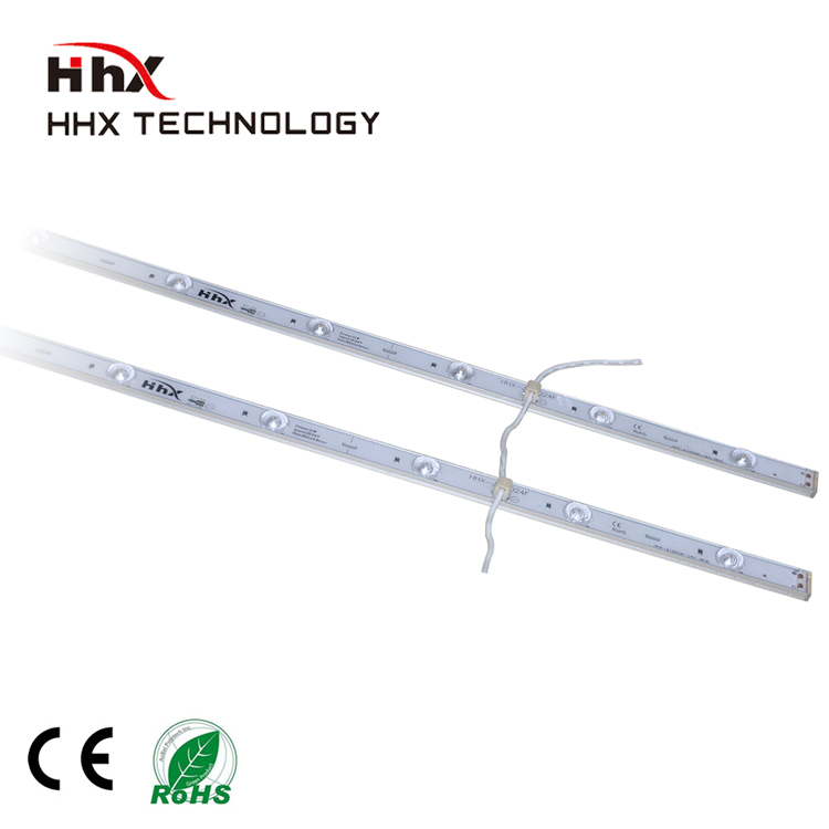 Easy adjust the distance 2835 SMD Aluminum Case LED Strip for counter decoration lighting