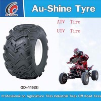 Hot Sale Popular Pattern Design Knight Pattern High Quality Cheap Price ATV TIRE For QUAD BIKE