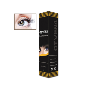 Eyelash Growth Serum for Thicker, Stronger & Longer Lashes and Eyebrows - All Natural Eyelash Treatment