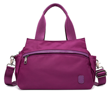 Luxy Moon женские дорожные сумки, сумки, модные портативные сумки для багажа, фиолетовые спортивные сумки, водонепроницаемые нейлоновые сумки д...(Китай)