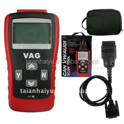Maxscan VAG 405 tester, hand held scanner,portable and endurable