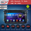 HuiFei Android 4.2.2 Multipoint Capacitive Touch Screen Mirror Link support OBD2 Car GPS Navigation for VW Passat B6