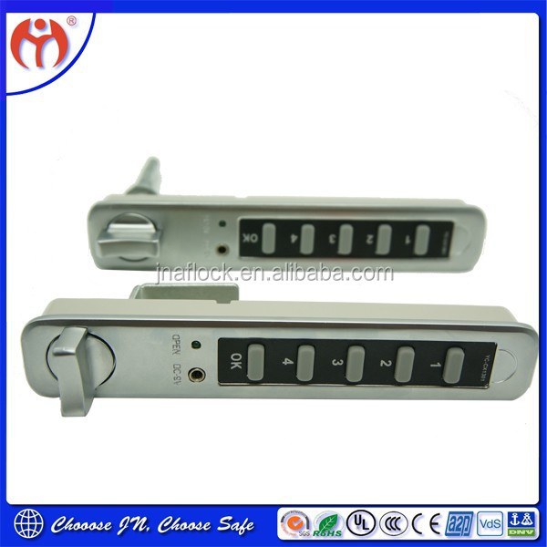 Alibaba China Online Shopping Residential Electronic Lock for Furniture, Jewelry Locker, Container Home
