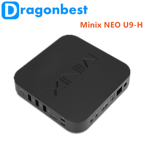 Factory directly sell Minix NEO U9-H S912 2G 16G 4gb ram 32gb rom android tv box with good quality Android 6.0 TV Box