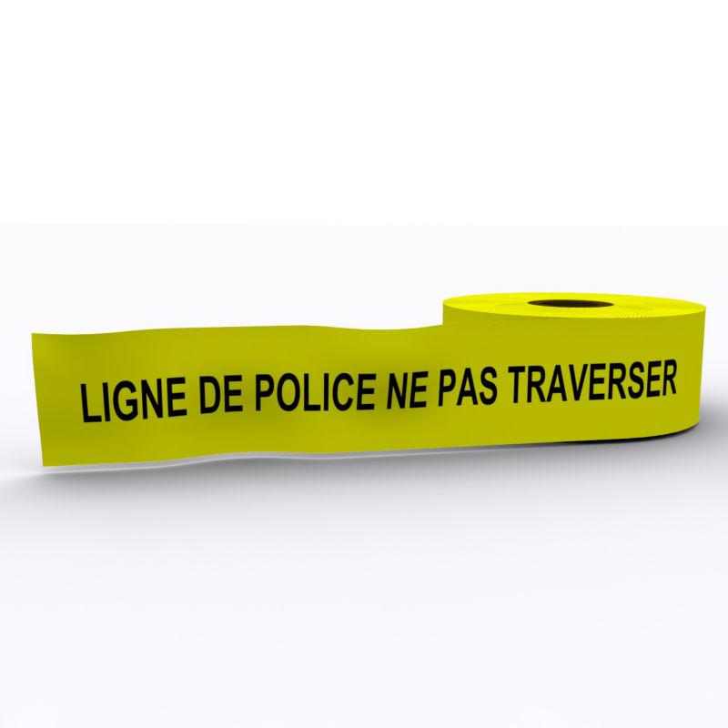 DO NOT USE barrier warning cordon tape