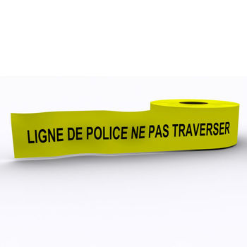 warning tape police line do not cross barrier tape french buy
