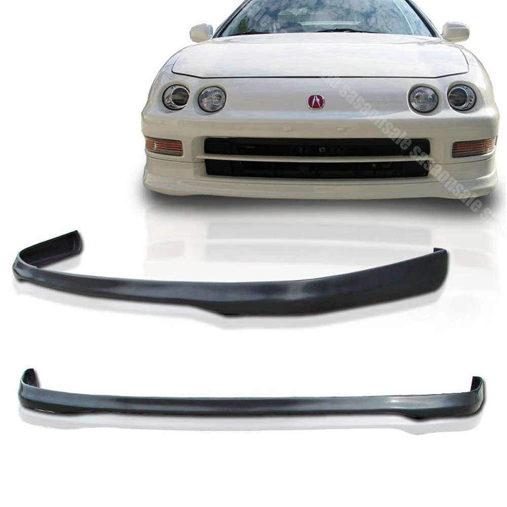 Get Quotations · NEW - 94-97 ACURA INTEGRA TYPE R 1 Style PU Front Bumper  Lip