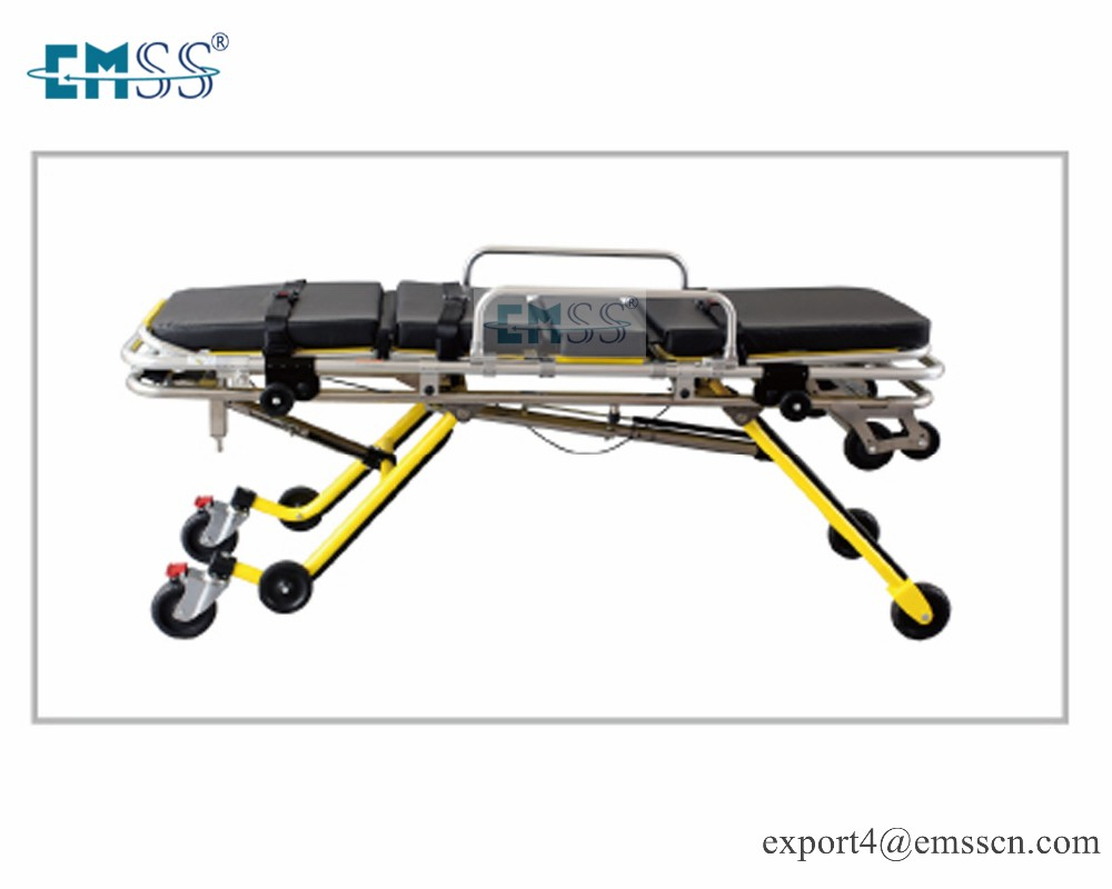 Emss Hot Sale Multi Function Air Ambulance Stretcher With High ...