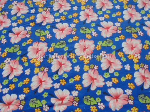 Single size chinese imports wholesale cottom bedding pigment bedding fabric