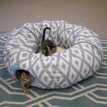 Grand Lit Pour Animaux De Compagnie Chat Maison <span class=keywords><strong>Cube</strong></span> Kitty Tunnel Condo <span class=keywords><strong>Pop</strong></span> <span class=keywords><strong>Up</strong></span> Lits Empilables