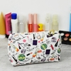 Makeup Kit Professional Makeup Bag Polyester Hand Bag Beauty Cosmetic