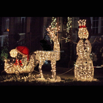 00944adaf38 Precio de fábrica venta superior LED decorativas luces de Navidad con el  muñeco de nieve y