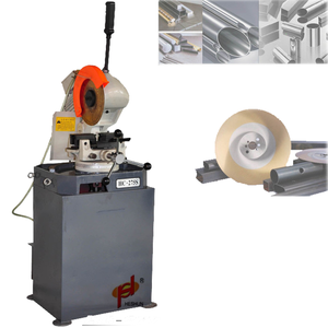 275S Manual metal pipe cutting machine for small factories
