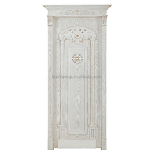 Highly Refined Traditional Handcarve Single Entry Door BF11-0610d