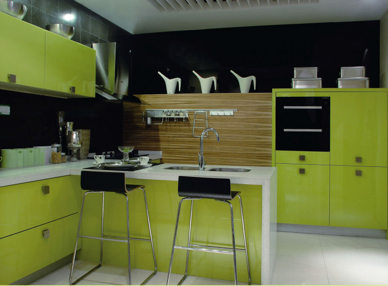 Cheap & High-quality Vinyl Wrapped Kitchen Cabinet Doors - Buy ...