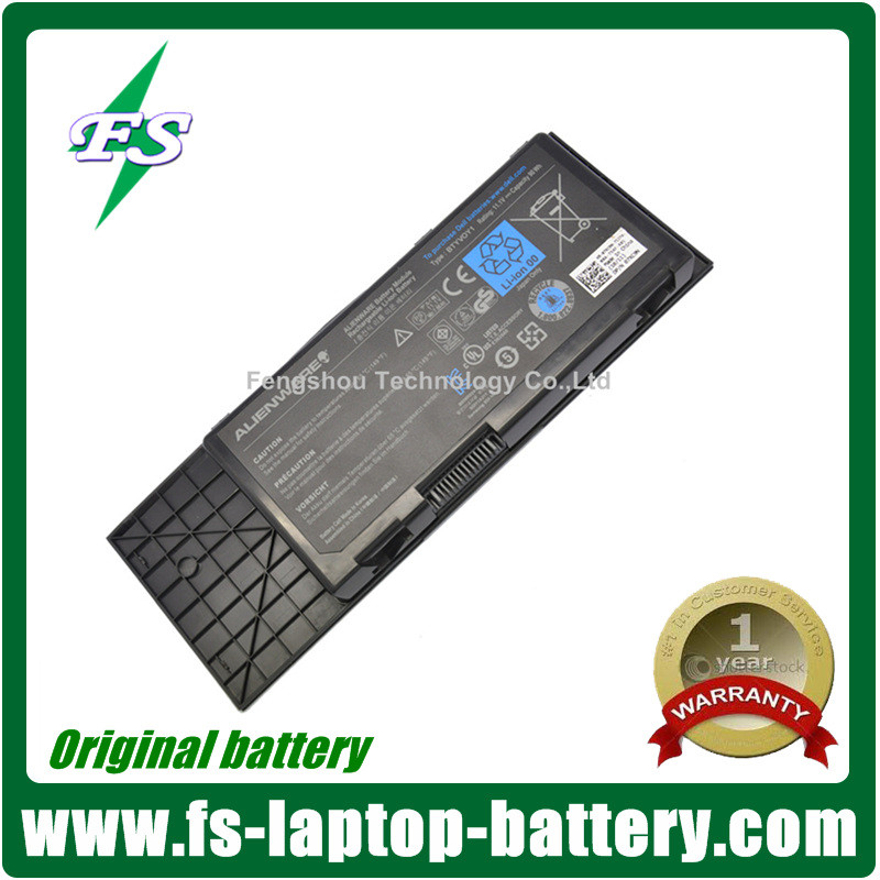 Newest Original BTYVOY1 Lapop Battery For Dell Alienware M17x R3 R4 Series,C0C5M Notebook Battery