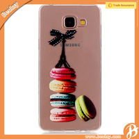For Samsung A5 A510 TPU soft DIY sublimation Blanks phone case cover